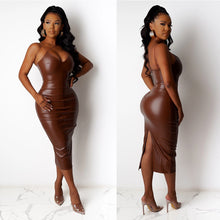 Load image into Gallery viewer, The Chocolate Dress