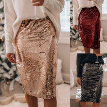 Load image into Gallery viewer, Sparkly Skirt