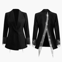 Load image into Gallery viewer, Chains Tassel Jacket