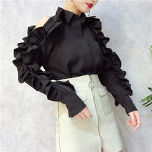 Load image into Gallery viewer, Ruffles Blouse