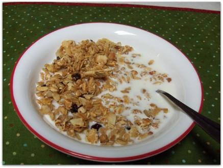 Homemade Honey Granola Cereal-Specialty