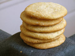 Old-Fashioned Butter Cookies