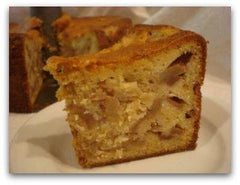 Jewish Cinnamon Apple Cake