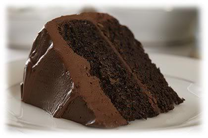 BeBe Chocolate Cake with Chocolate Frosting