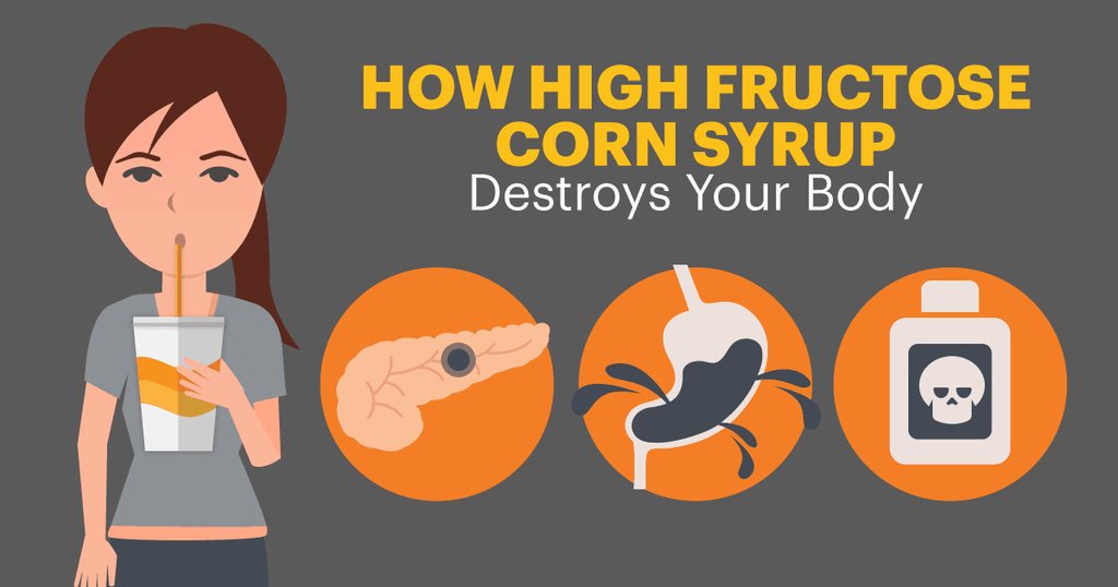 How High Fructose Corn Syrup Destroys Your Body