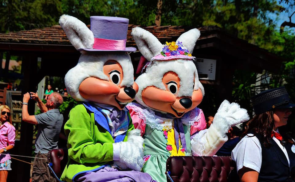Best Easter Parade and Easter Bonnet Festival