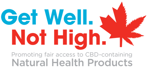 get well not high make cbd a natural health product