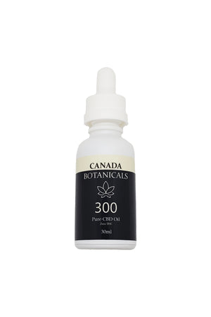 Pure CBD Oil 300mg Zero THC
