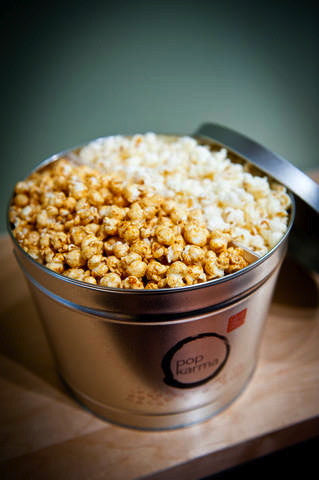Popcorn of the Month - Popcorn Subscription