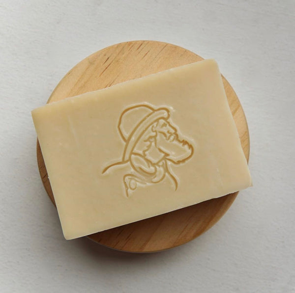 Natural Sea Kelp Soap Made in Nova Scotia Nova Scotia Fisherman Skincare natural soap made in canada