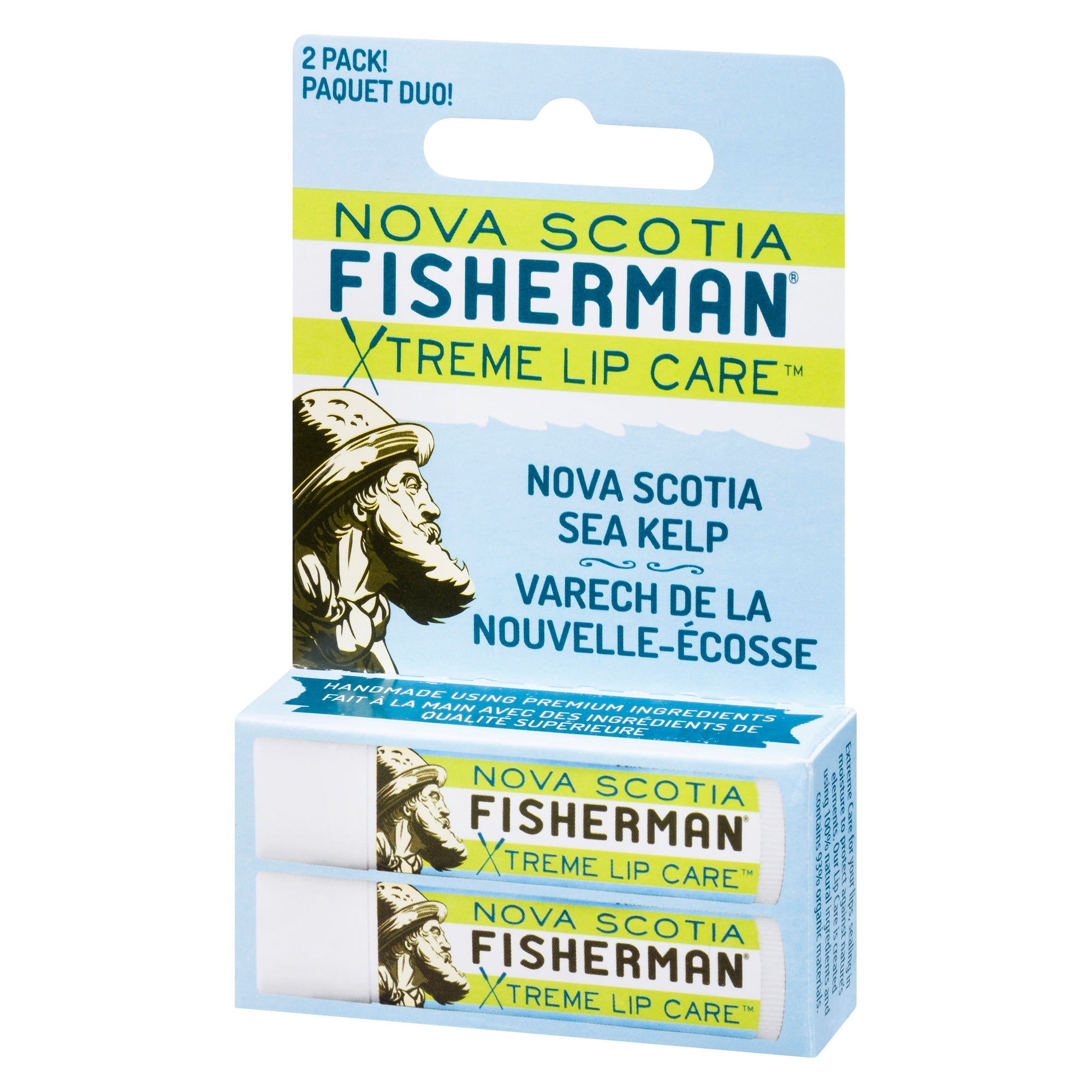 Lip Balm - Original (Double Pack) - Nova Scotia Fisherman Sea Kelp Skincare