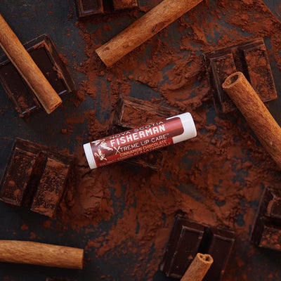 Two Pack Lip Balm - Cinnamon Chocolate