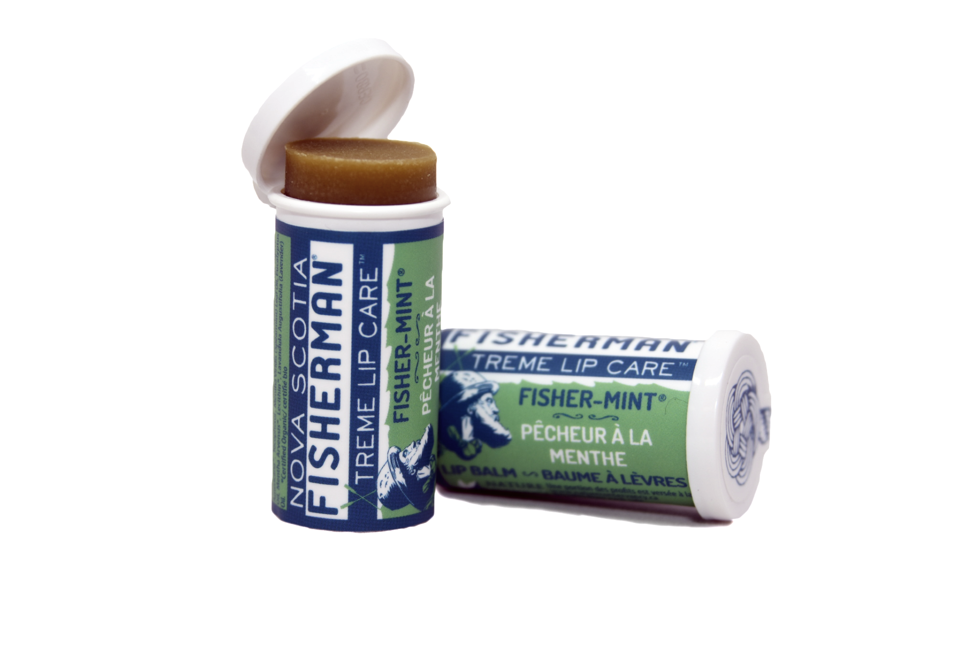 Lip Balm - Fishermint - Nova Scotia Fisherman Sea Kelp Skincare