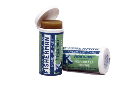 Fisher-Mint Lip Balm