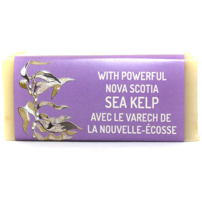 New! Body Wash Bar - Lavender & Shea - Nova Scotia Fisherman Sea Kelp Skincare
