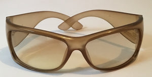 Gucci Frame Gradient Tint Wrap Around Sunglasses