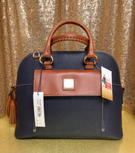 Load image into Gallery viewer, Dooney and Bourke Aubrey Satchel