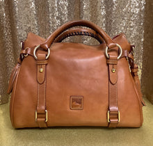 Load image into Gallery viewer, Dooney and Bourke Florentine Satchel