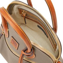 Load image into Gallery viewer, Dooney and Bourke Small Dome Satchel