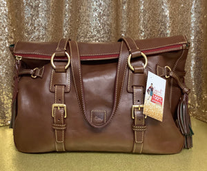 Dooney and Bourke Florentine Smith Bag