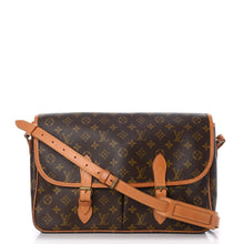 Load image into Gallery viewer, Louis Vuitton Monogram Sac Gibeciere GM Messenger Bag