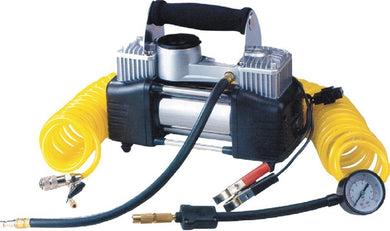Pro-Tyre Dual Cylinder Air Compressor