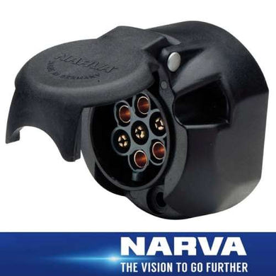 Narva Trailer Connector 7 Pin