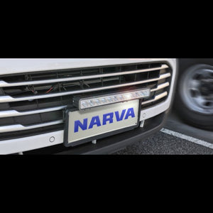 Narva Light Bar/Rego Plate Braket