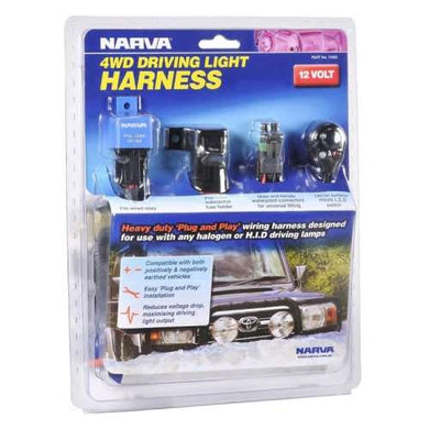Narva 4WD Driving Light Wiring Harness
