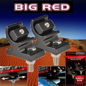Big Red Extra Light Bar Mounts
