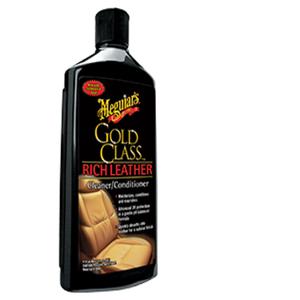 Meguiar's Rich Leather Cleaner Conditioner