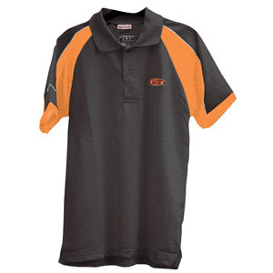 Mens Polo Shirt (XXXL) - Black