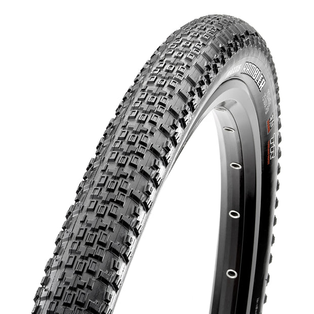 Rambler 27.5X1.50 60 TPI Folding Dual Compound (EXO/TR)