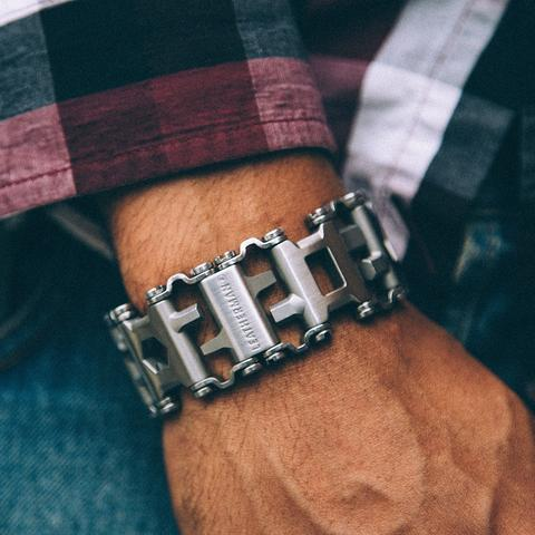 29 In 1 Multi-Tool Wearable Bracelet