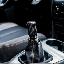 Load image into Gallery viewer, SHORT CARBON FIBER SHIFT KNOB