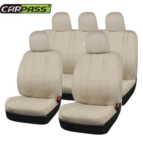 beige car seat covers leather new car accessories