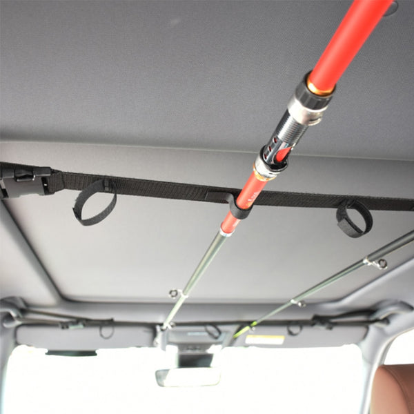 Car Fishing Rod Holder Strap