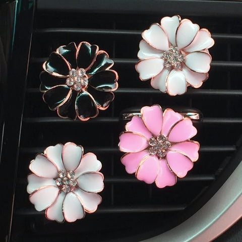 Reusable Flower Car Air Freshener