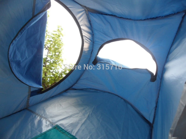 Portable outdoor Shower tent - dressing tent - toilet tent Camping Car Gadgets Accessories New Car Gadgets