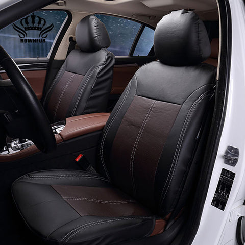 New Luxury Leather Seat Covers - High Quality Car Seat Covers New Car Gadgets