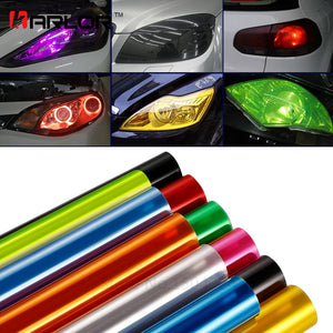 Waterproof Headlight Protective Film Vinyl Sheet Car Maintenance Tools New Car Gadgets