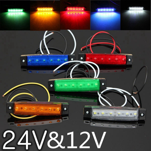 Car External Lights Red External Indicators Safety Lights Car Exterior Lighting New Car Gadgets