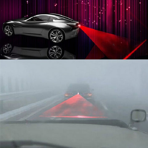 New Car Laser Back Light Anti Collision Car Safety Gadgets New Car Gadgets