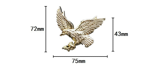 New Metal Eagle Car Air Freshener Car Air Fresheners New Car Gadgets