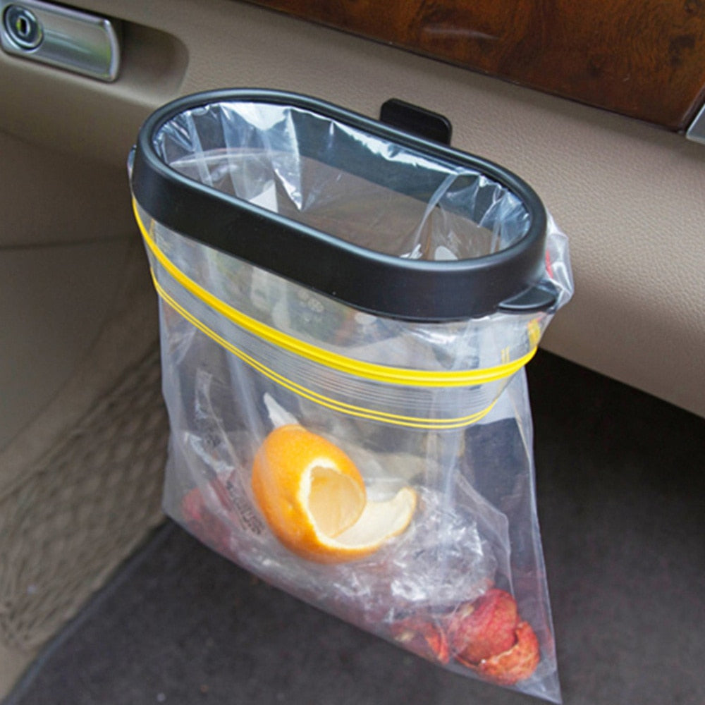 Car Trash Bag Holder Car Storage Gadgets New Car Gadgets