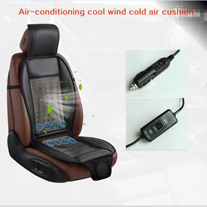 Car Seat Ventilation Air Cushion Intelligent Motor 12v supply Car Artificial Intelligence New Car Gadgets