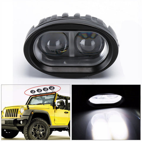 20 watt LED Car Spot Lights Car Exterior Lighting New Car Gadgets