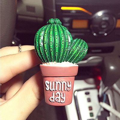Car Air Freshener Plants 3D Car Air Fresheners New Car Gadgets