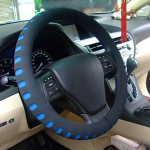 Car Steering Wheel Cover Universal Colors Car Steering Wheel Covers New Car Gadgets