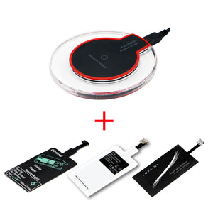 Qi Wireless Car Phone Charger Kit ( Car, Office, Home use) Car Phone Chargers New Car Gadgets